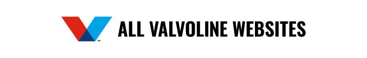 ALL VALVOLINE WEBSITES